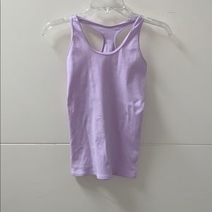 Ivivva GIRLS Lavender Tank size 10